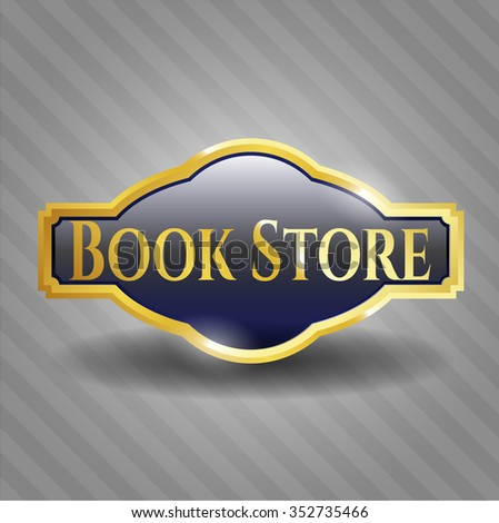 Book Store shiny badge