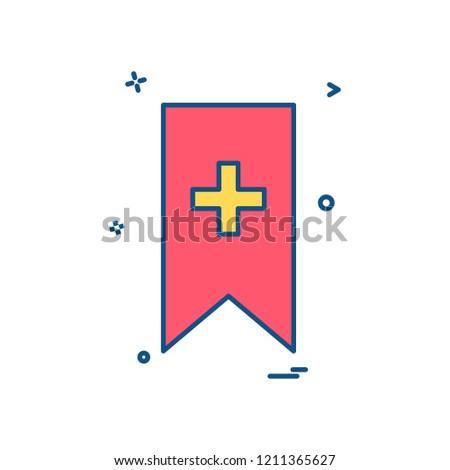 Bookmark bookmarks favorite favorites ribbon icon vector design