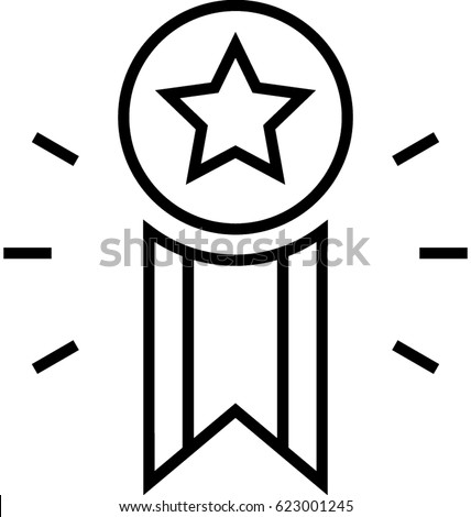 Bookmarks Base Vector Icon