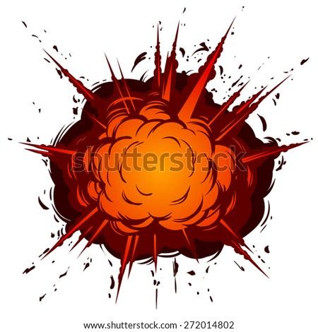 boom bomb explosion