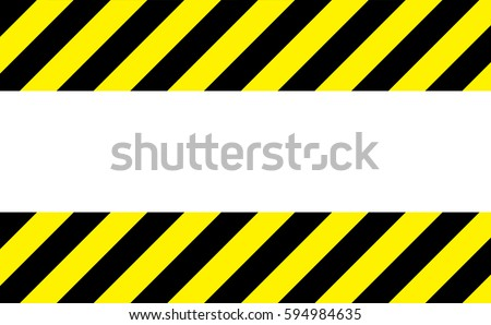 yellow danger tape vectors download free vector art stock