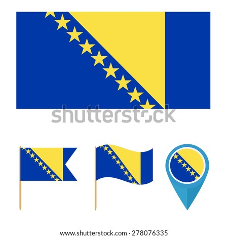 bosnia and herzegovina  icons