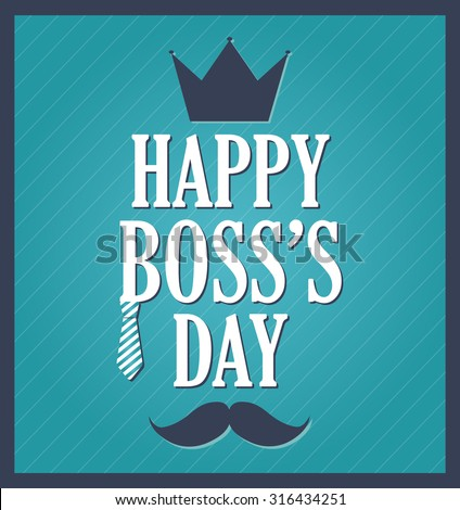 boss day greeting template