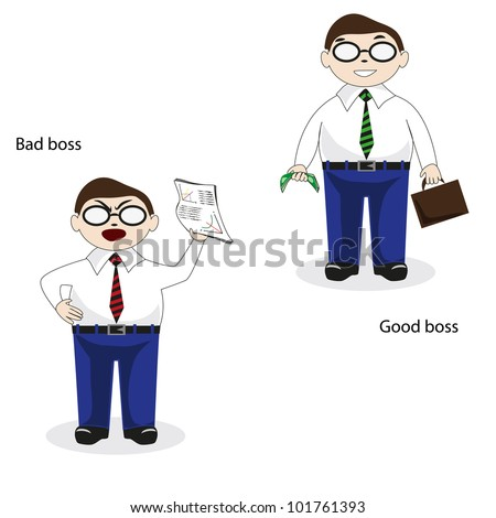 boss: good and bad