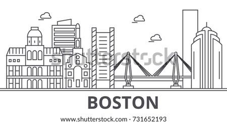 boston architecture line