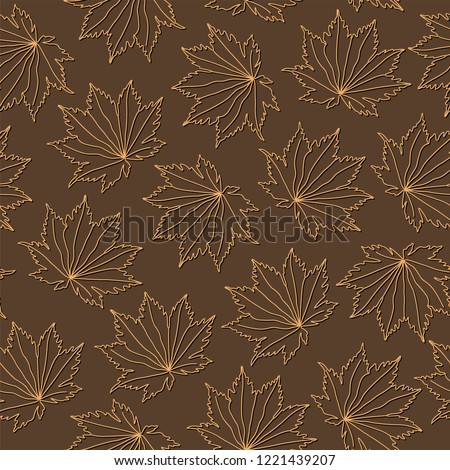 botanical vector seamless