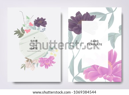 chinese wedding invitation card vector download free vector art