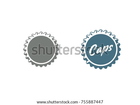 Bottle Cap Design