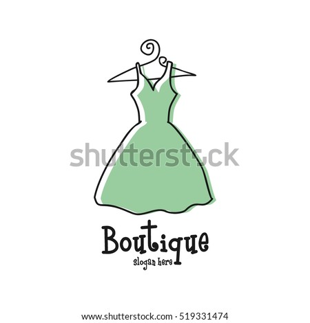 boutique  beauty logo series