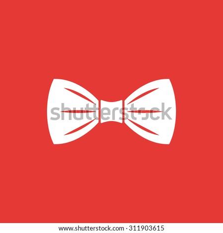 Bow tie icon - Vector