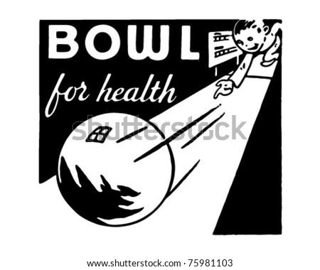 bowl for health 4   retro ad...