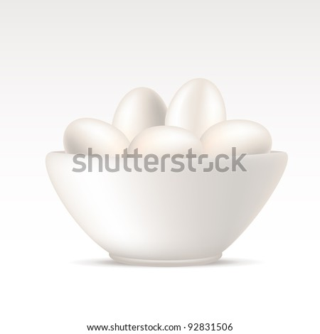 bowl full of eggs