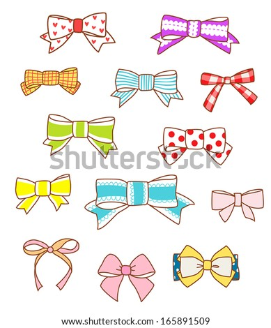 bows collection
