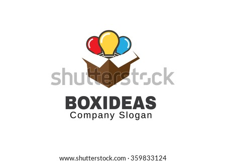 Box Logo - Download Free Vector Art, Stock Graphics & Images