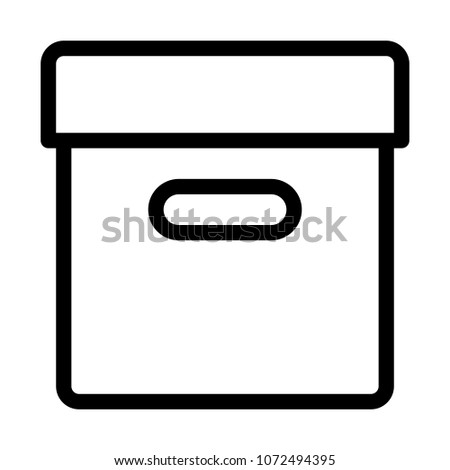 box or container