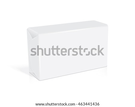 box soap for your design eps10