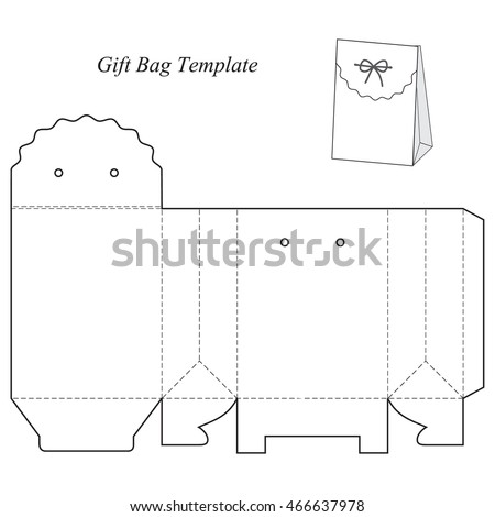 Vector Images Illustrations and Cliparts Box template with lid – Box Template