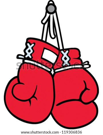 Free Boxing Gloves Vector Clip Art » Ugraphic.