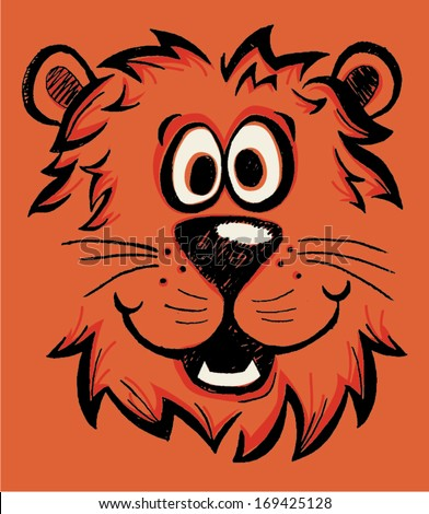 boys lion tshirt graphic