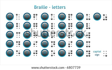 braille letters