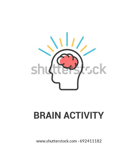 brain activity concept vector