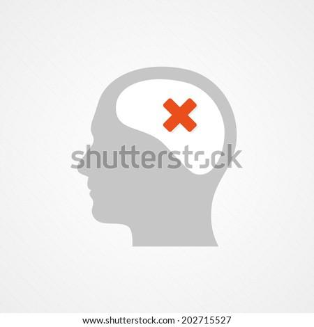 brain and cross