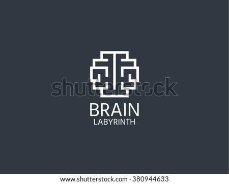 brain logo brain logo sing