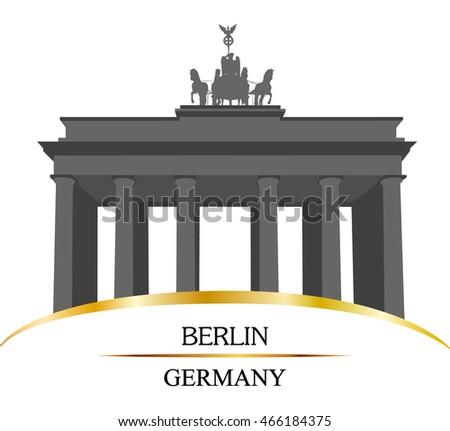 brandeburg gate berlin