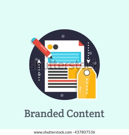 Branded content - Branded content marketing - Digital media - Marketing - Advertising