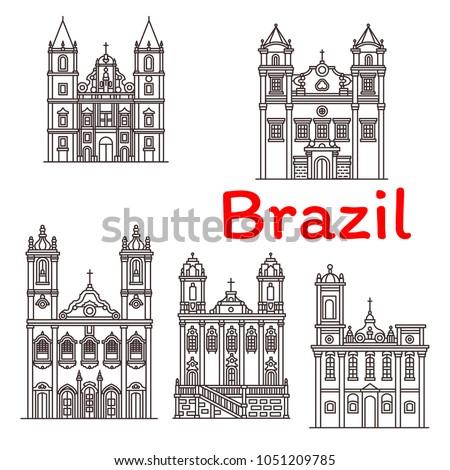 brazil architecture landmarks