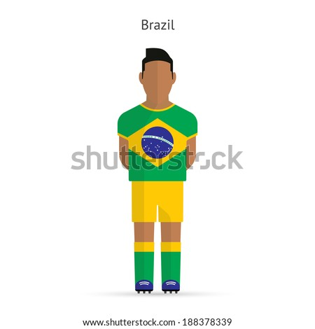 brazil football player soccer