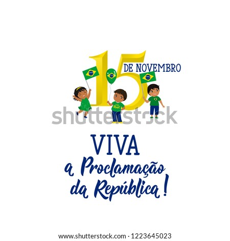 brazil proclamation of the