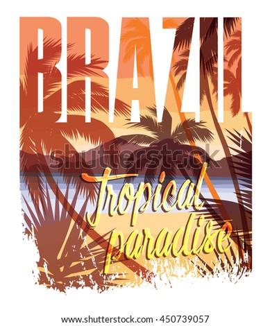 brazil tropical paradise