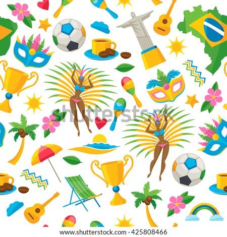 brazilian icons symbols