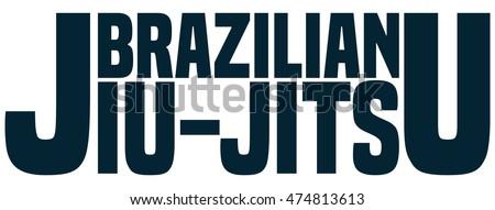 brazilian jiu jitsu sign
