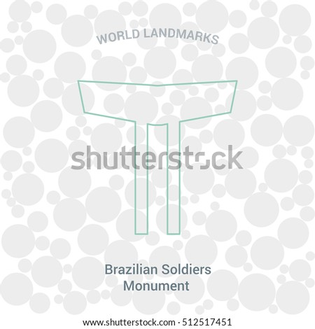 brazilian soldiers monument