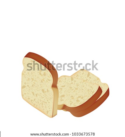 stock-vector-bread-slices-on-white-background-vector