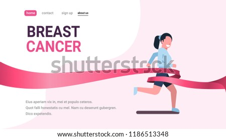 breast cancer day running sport