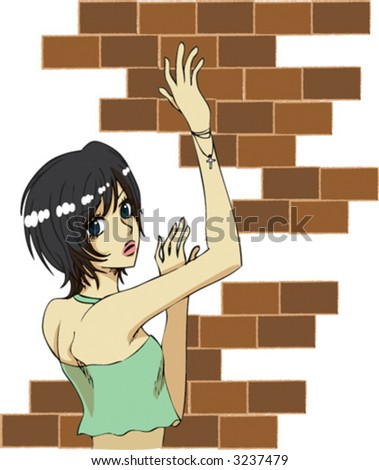 brick girl