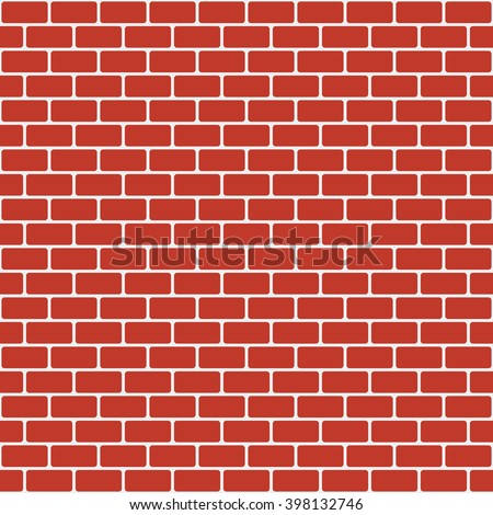 brick pattern seamless vector