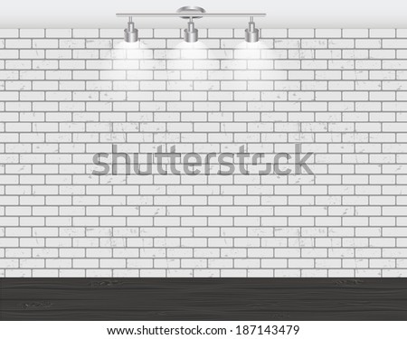 brick wall for your text and