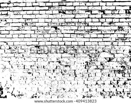 Brick Wall Texture Effect