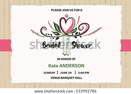 Join Us Party Invitation Vector Download Free Vector Art Stock