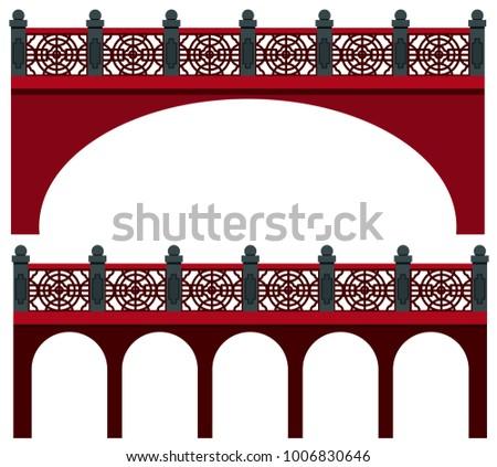 bridge design in chinese style