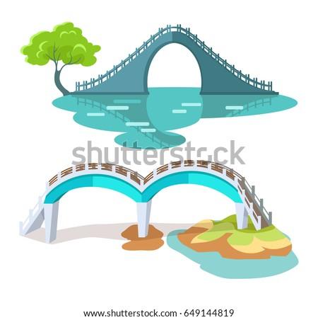 bridges in taiwanese style