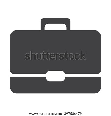 Shutterstock Briefcase Icon JPG