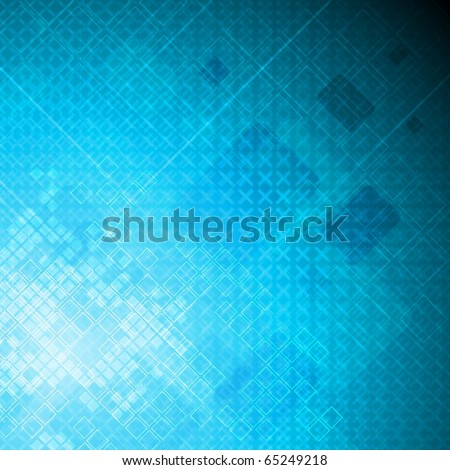 Bright abstract technical background - eps 10 vector