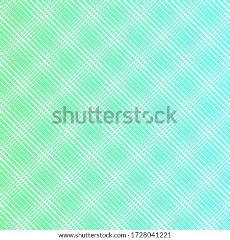 bright blue and green seamless
