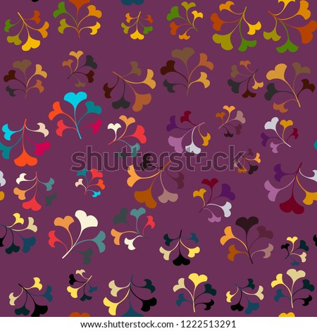 bright colors seamless vector
