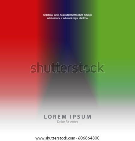 Bright Gradient  Spectrum in Modern Graphic/Design Elements with Clean Minimal Style Background #606864800